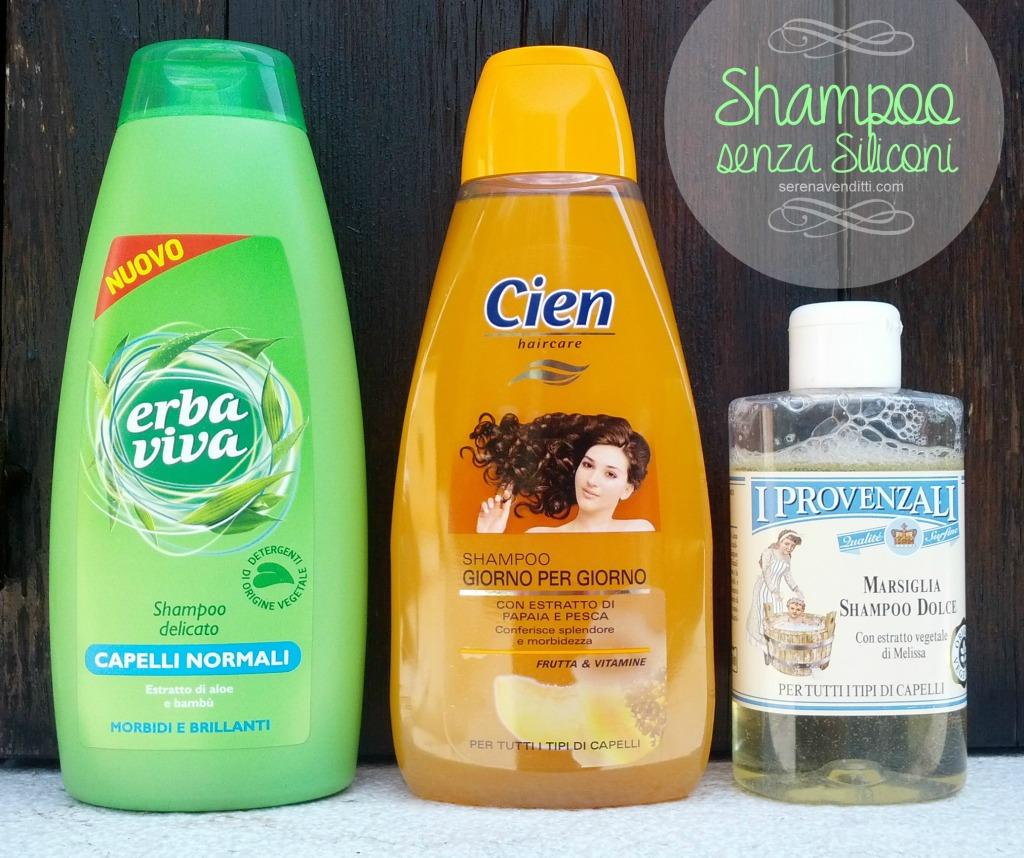 shampoosenzasiliconi