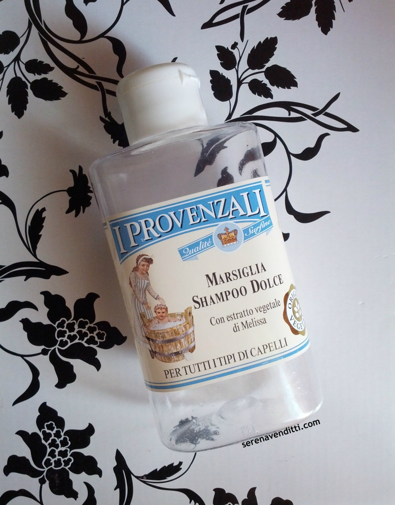 I Provenzali - Marsiglia Shampoo Dolce