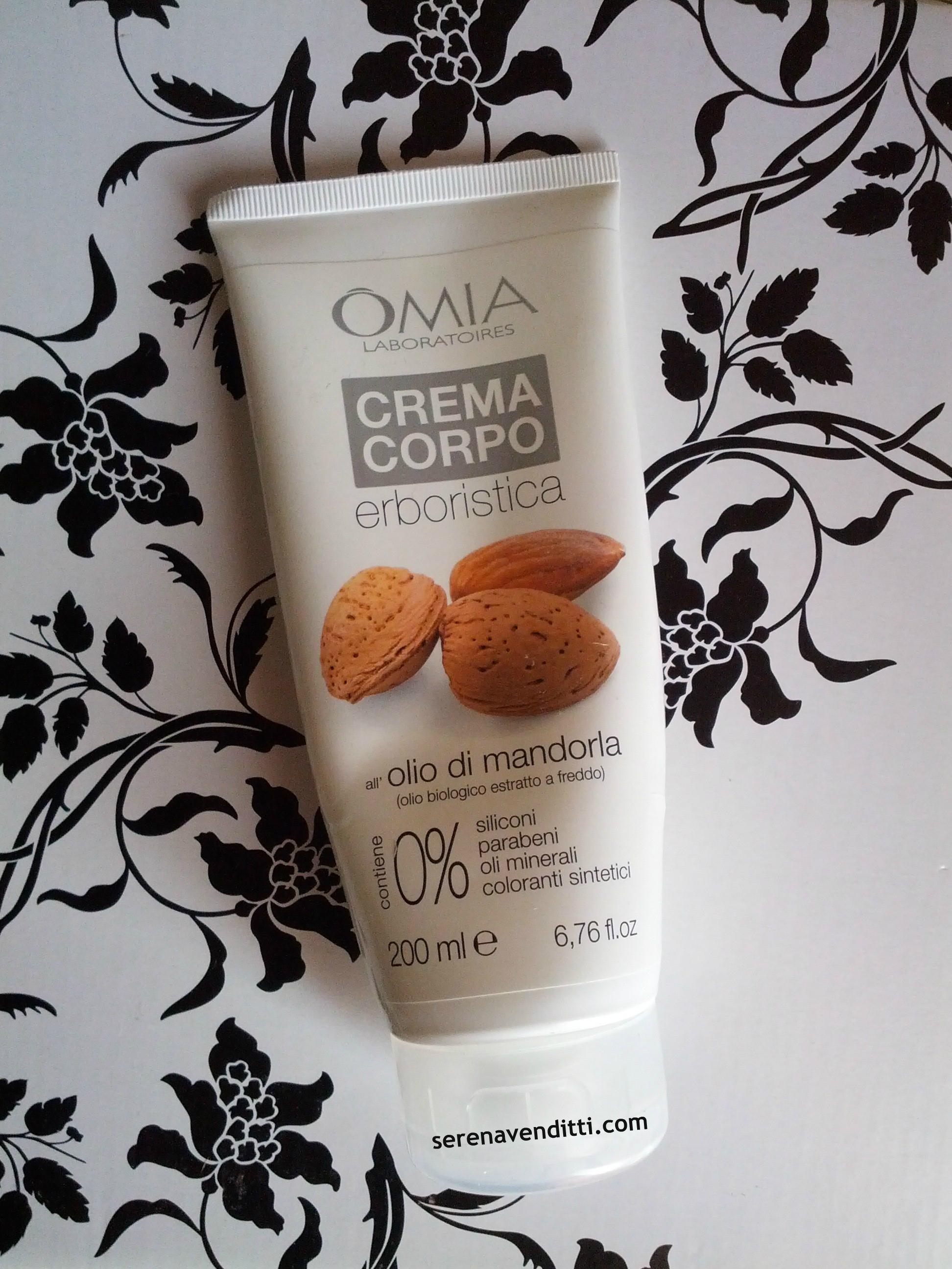 Omia Laboratoires - Crema Corpo all'olio di mandorla