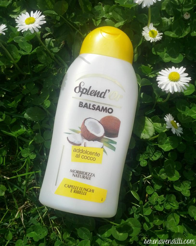 Splend'Or Balsamo al cocco