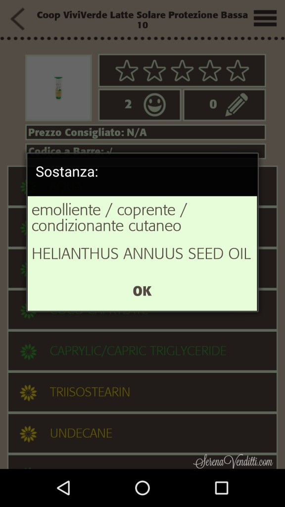 sostanza