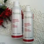 Flaureda Natural Cosmetics- Shampoo e Balsamo universali 5 in 1