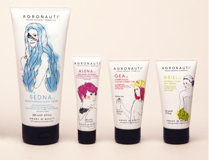 prodotti Agronauti Cosmetics