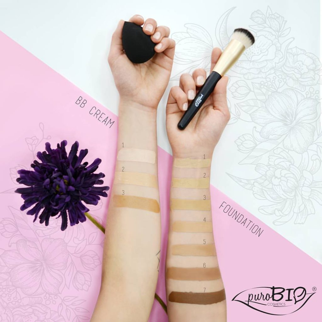Swatch BB cream - Fondotinta PuroBio