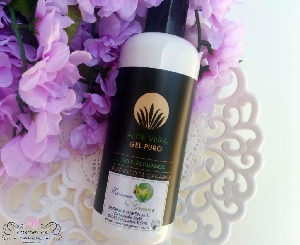 Aloe Vera - Essence Green