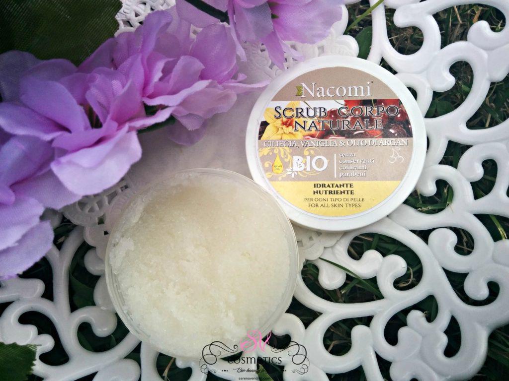 Scrub corpo naturale - Nacomi