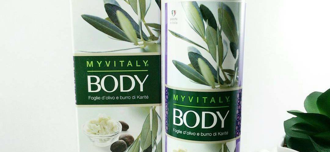 Crema corpo anti-age con estratti di Foglie d'olivo 🌿 MyVitaly