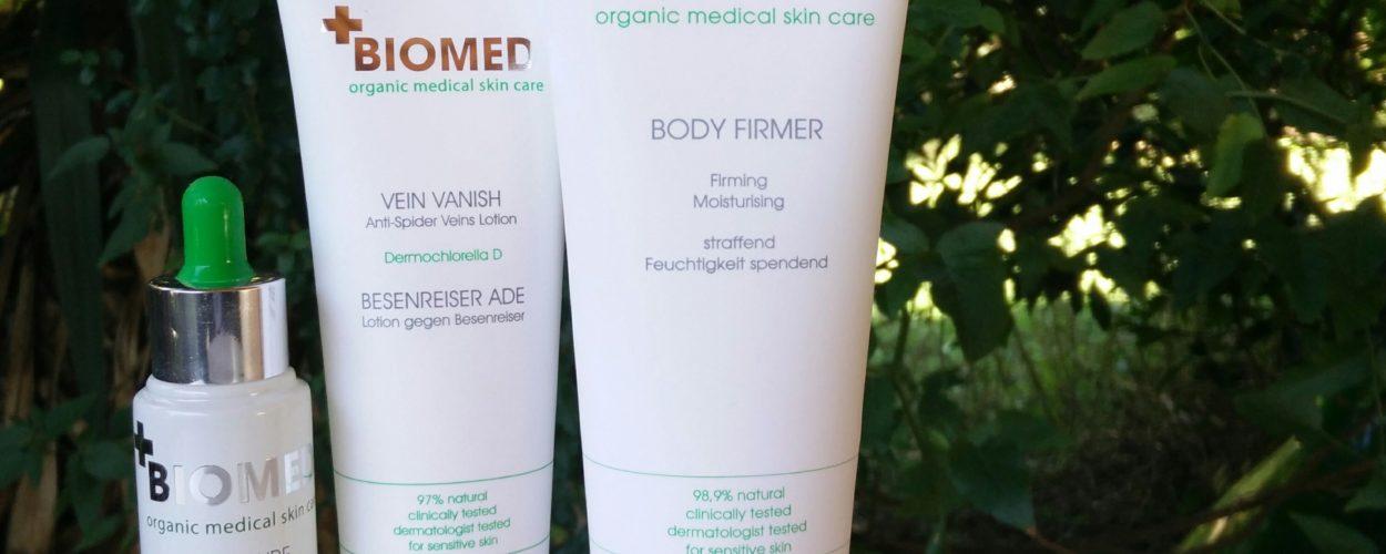 Biomed – cosmetici medici e naturali per la cura della pelle {review}