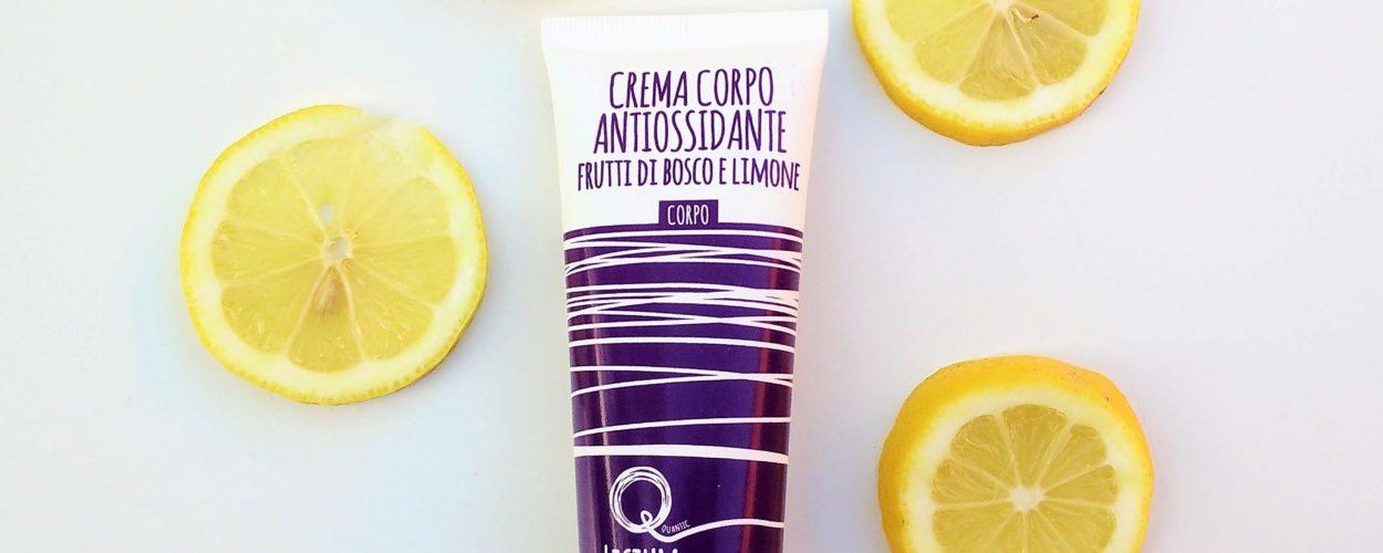 Crema Corpo Eco Bio ai Frutti di Bosco e Limone – QuanticLicium