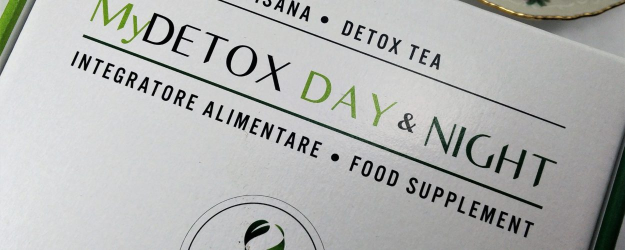 MyDetox Day & Night – Detox Tea snellente e depurante MyVitaly {review}