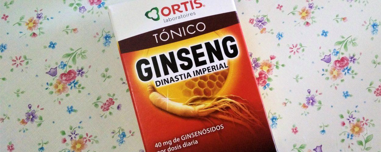 Integratore Bio Ginseng Dinastia Imperiale – Ortis Laboratoires