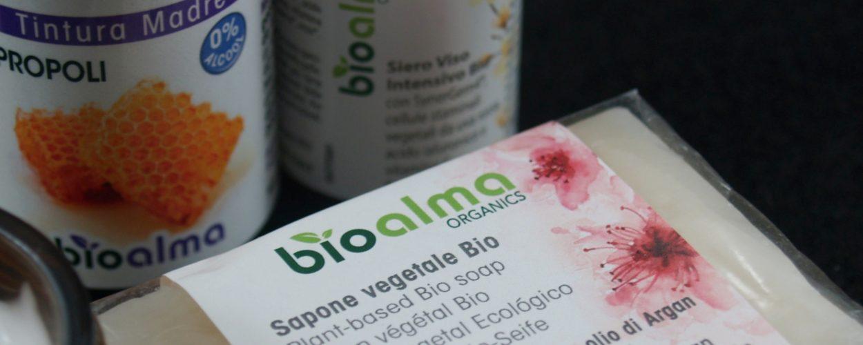 Cosmetici e Integratori Bio {BioAlma} – Recensione di SVcosmetics